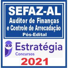 SEFAZ AL - Auditor de Finanças - Estratégia 2021