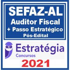 SEFAZ AL - Auditor Fiscal - Estratégia Concursos Pós Edital 2021