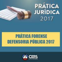 Prática Forense Para Defensoria Publica 2017