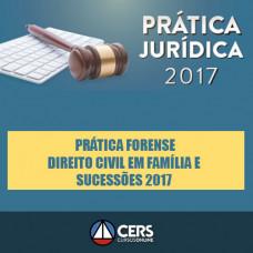 Prática Forense Para Direito Civil Em Família E Sucessões 2017